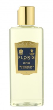 Floris London – Cefiro Moisturising Bath & Shower Gel