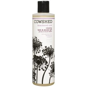 Cowshed London – Knackered Cow Relaxing Bath & Shower Gel