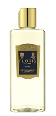 Floris London – No.89 Moisturising Bath & Shower Gel