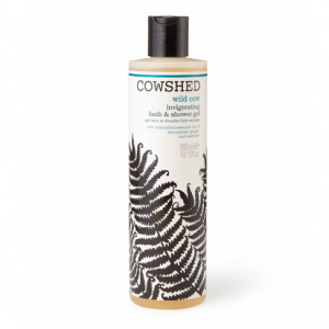 Cowshed London – Wild Cow Invigorating Bath & Shower Gel