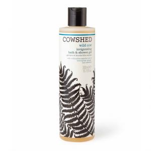 Cowshed London – Wild Cow Invigorating Bath & Shower Gel