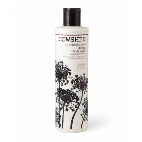 Cowshed London – Knackered Cow Relaxing Body Lotion