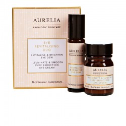 Aurelia Probiotic Skincare – Eye Revitalising Duo