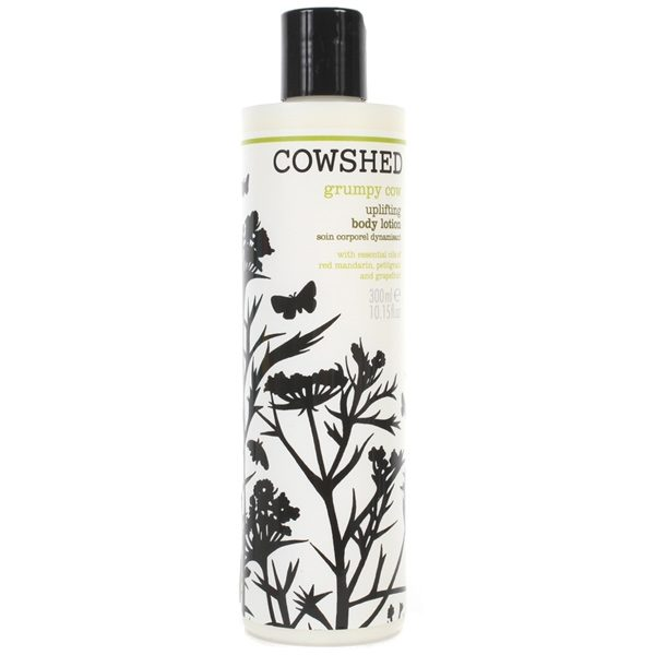 Cowshed London – Grumpy Cow Uplifting Body Lotion
