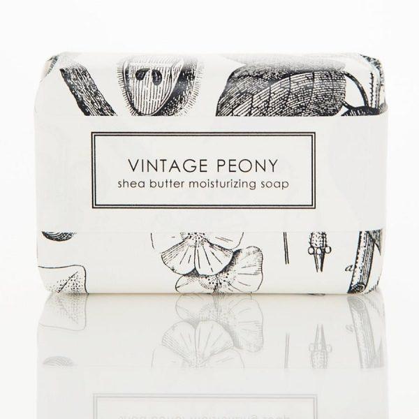 FORMULARY 55 – Vintage Peony Shea Butter Moisturizing Soap