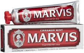 Marvis – Cinnamon and Mint