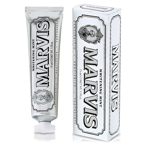 Marvis – Whitening mint toothpaste